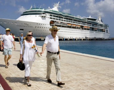 Royal Caribbean Cruise ship_reuters