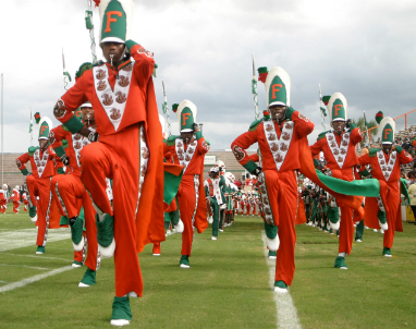 FAMU_Marching 100_Band