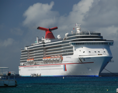 Cruise Ship_Carnival Legend