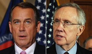 House Speaker John Boehner and Senate Majority Leader Harry Reid both say a bill is possible.