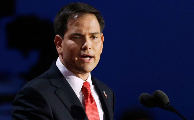 It has been a tough year for Florida Senator Marco Rubio. 2014 will be a big key how bright his future really is.
