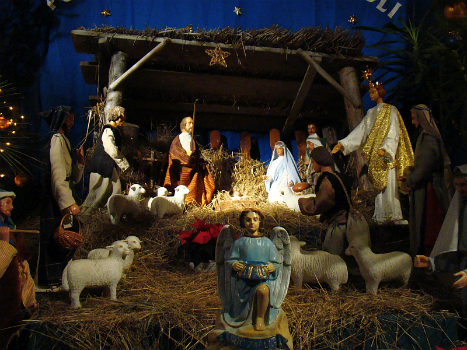 nativty scene