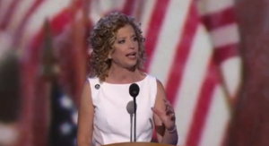 Florida Rep. Debbie Wasserman Schultz is taking heat from AIPAC