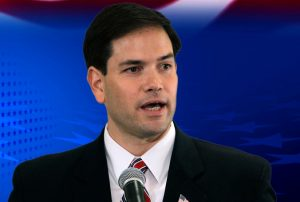 Florida Senator Marco Rubio wants to fight the war on poverty.