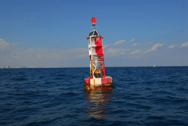 channel marker