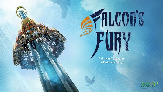 Falcons Fury ride