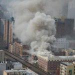 East Harlem Explosion 2014