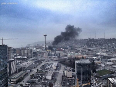 Seattle Helicopter crash