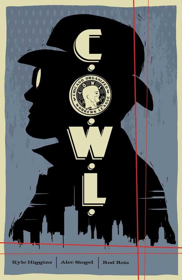Cowl image comics