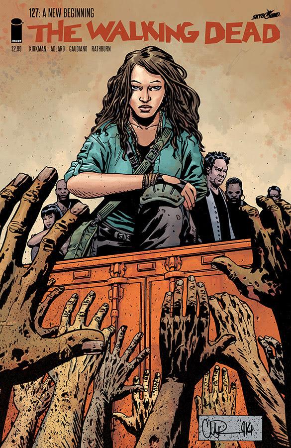 Walking Dead #127