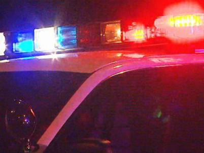 Standoff Police car