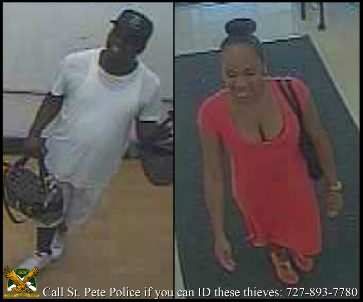 Purse thieves