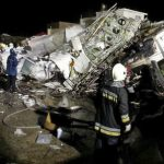 Plane Crashes In Taiwan Killing 51 People
