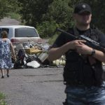 Fighting Intensifies In Ukraine Near Crash Site