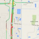 Sarasota: I-75 Shut Down Near Fruitville Road