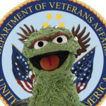 Veterans Depicted as Oscar the Grouch by the VA