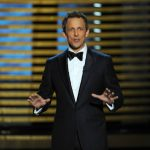 Emmy's Review: Seth Meyers Incredibly Likable, Not Funny