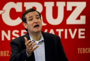 Ted Cruz is looking to get a start on 2016 in Iowa this weekend