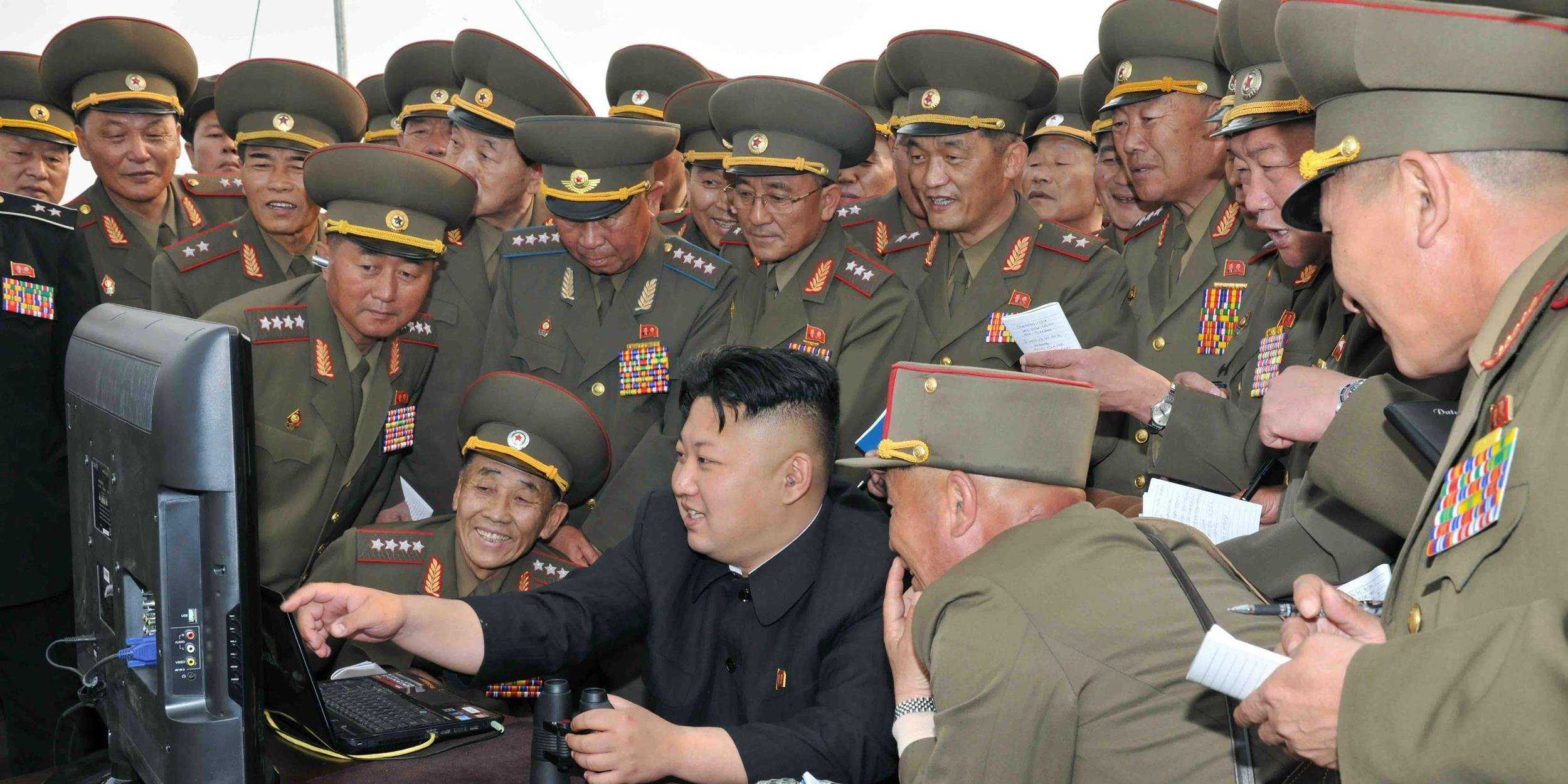 NORTH KOREA Lashes Out Against U.S. Sanctions For Sony Hack