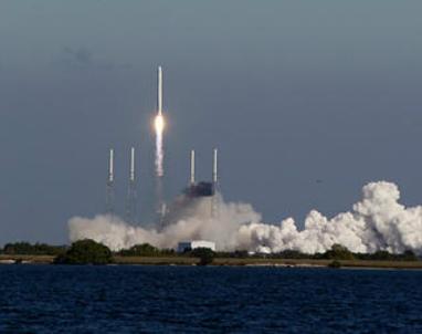 spacex falcon v1.1 vandenberg arrives - photo #43