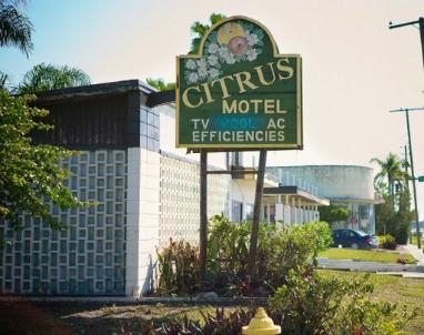 Motel  Vero Beach Florida