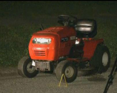 Two Year Old Girl Loses Legs In Lawn Mower Accident