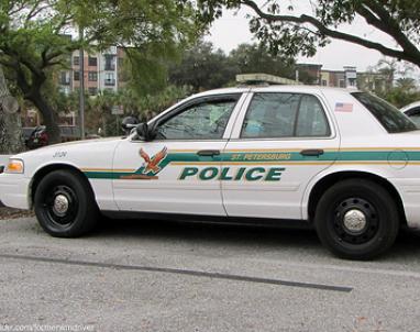 Police Reports St Petersburg Fl