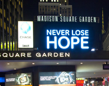 Landmark falls madison square garden ordered to move newstalk florida n for Madison square garden concert tonight