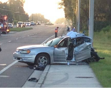 teen dies car accident gainesville florida