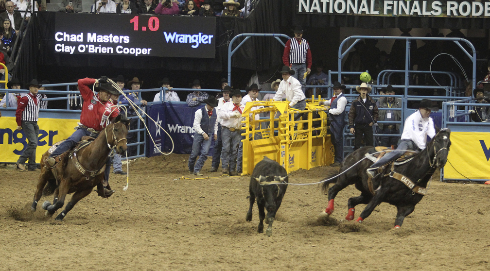 National Finals Rodeo May Move To Orlando In 2015