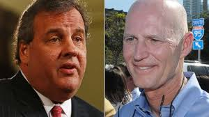Christie and Scott will travel the state this weekend. But the spotlight will be on how well Chrisie does with big money donors.