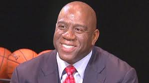 Magic Johnson is out to help the White House pitch the Affordable Care Act