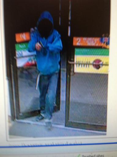 7-11 Robbery suspect