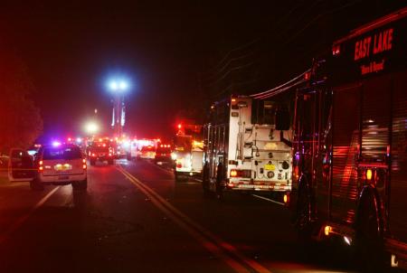 Palm Harbor Fire 2