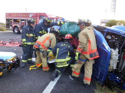 One Hospitalized After Gandy Blvd Crash Newstalk Florida