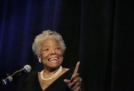 Maya Angelou Died At Age 86
