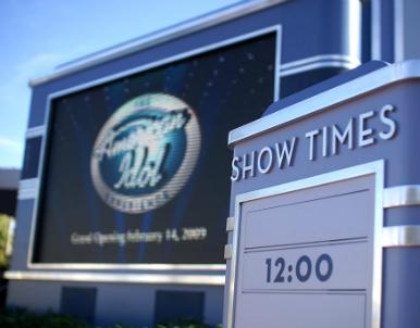 Hollywood Studios American Idol Experience