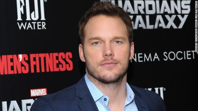 'Guardians' Star Chris Pratt