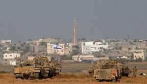 i24 News is reporting that Israel will be pulling out od Gaza in 24 hours.