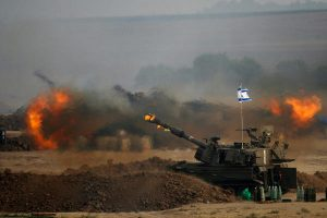 Israeli soldiers battle Hamas in Gaza as cease-fire ends after less than two hours this morning.