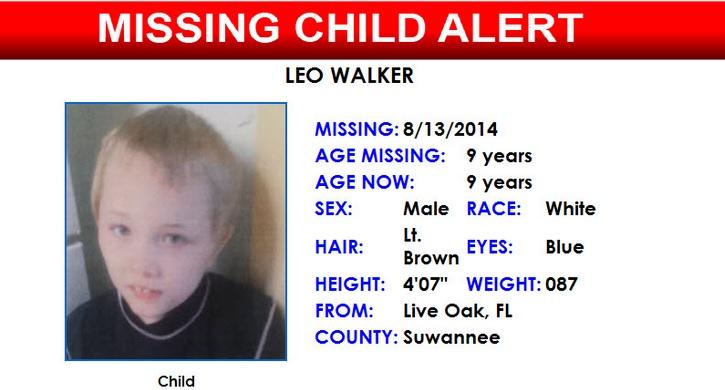 missing kid