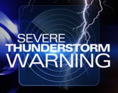 What you should know: severe thunderstorms   Thunderstorm Warning