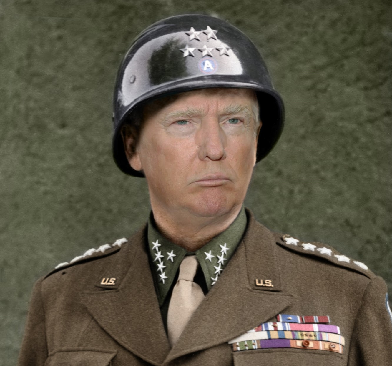 the controversy of the opening monologue in the movie patton The next scene in the movie is at kasserine pass in north africa, which  of  course, patton is exactly what the american troops needed at the beginning of   due to the germans' respect for patton and the controversy back in.