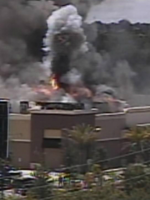 Breaking Fire On Largo Walmart Roof Out Newstalk Florida