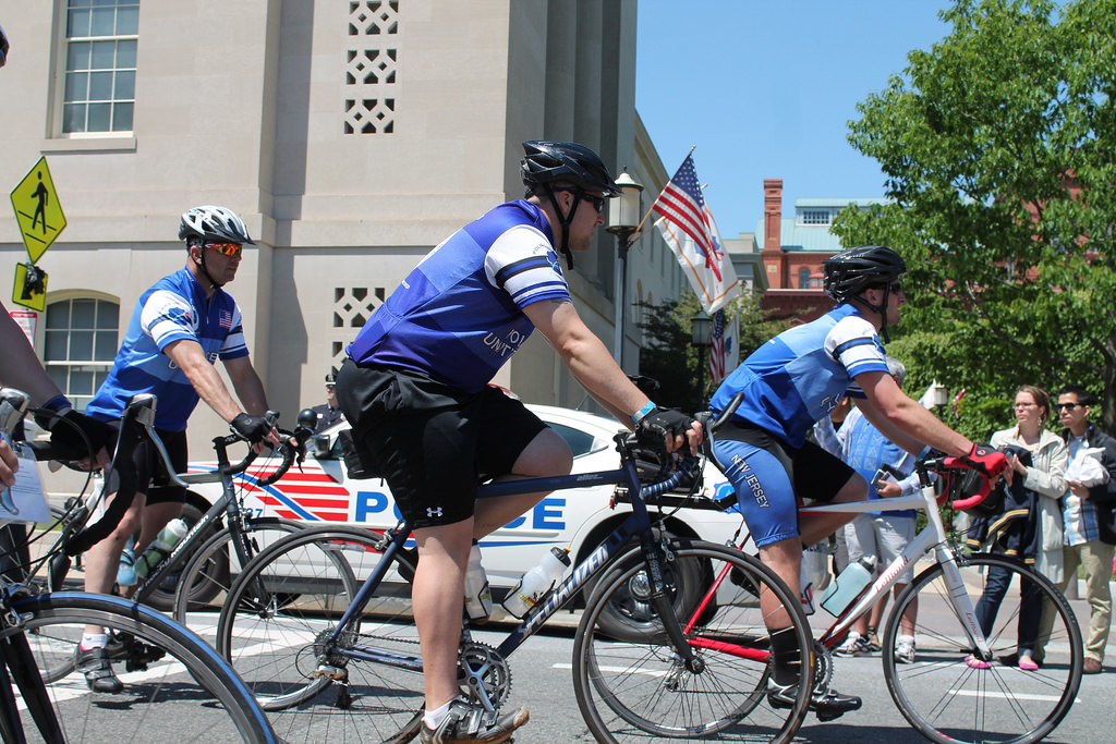 Tpd to join the police unity tour newstalk florida for Police tours