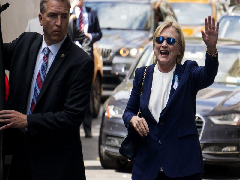 Hillary Clinton Hits Jeb Bush First, and Hard, in Speech