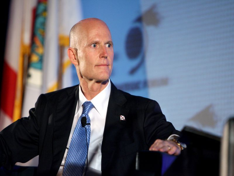 Visit Florida budget cut vetoed by governor