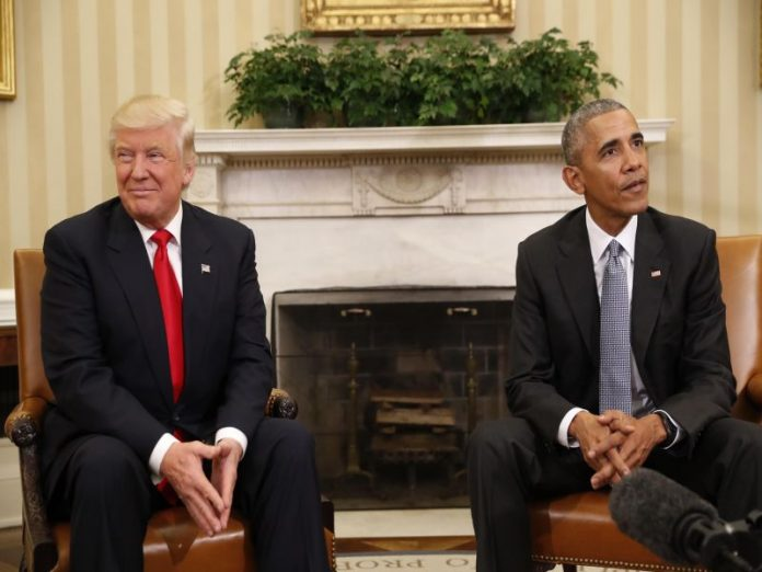 obama and trump and obamacare issues