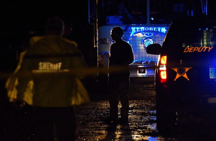 Severe weather kills 5 in southern US