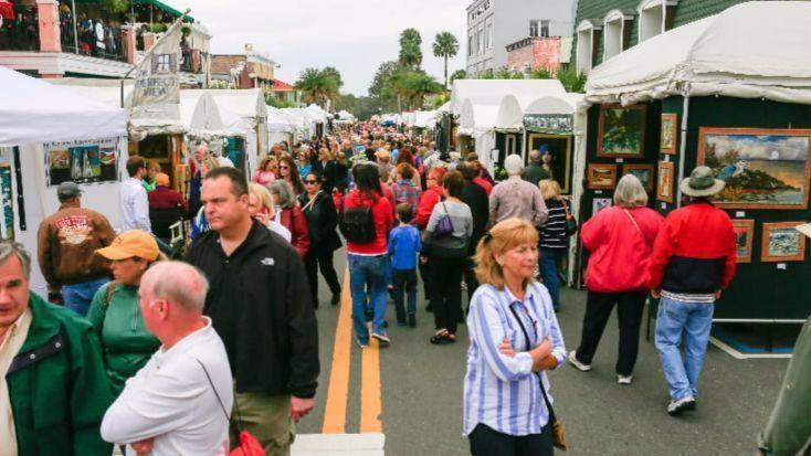 Weekend things to do in orlando for Mount dora craft fair 2017